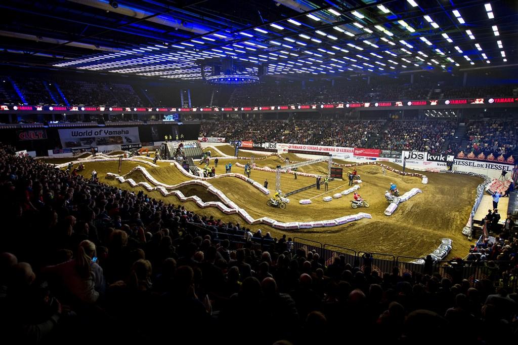 Motorsporten.dk - MotoCross - Publikum kan forvente verdensklasse freestyle i Boxen